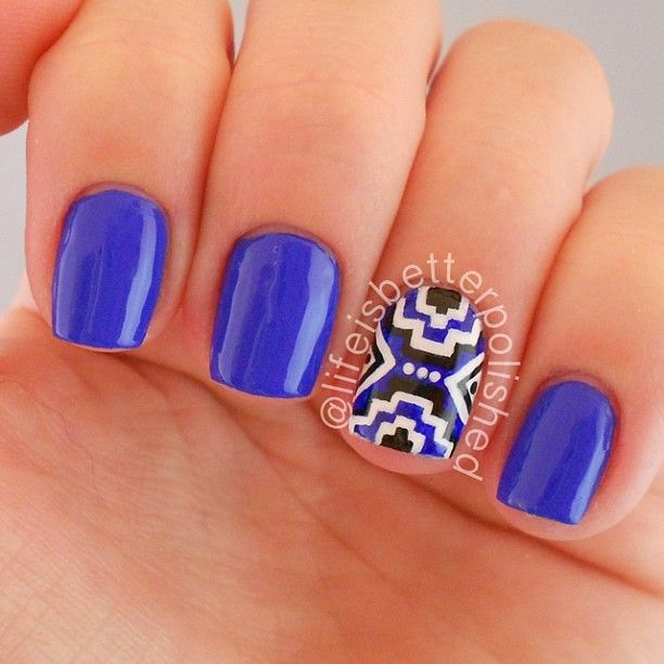 25 Amazing Instagram Nails 2015/16 By Life Is Better Polished