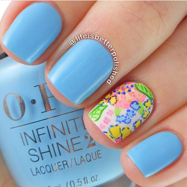 instagram nails 25 Amazing Instagram Nails 2015/16 by Life is Better Polished 25 Amazing Instagram Nails 2015/16 by Life is Better Polished instagram nails1