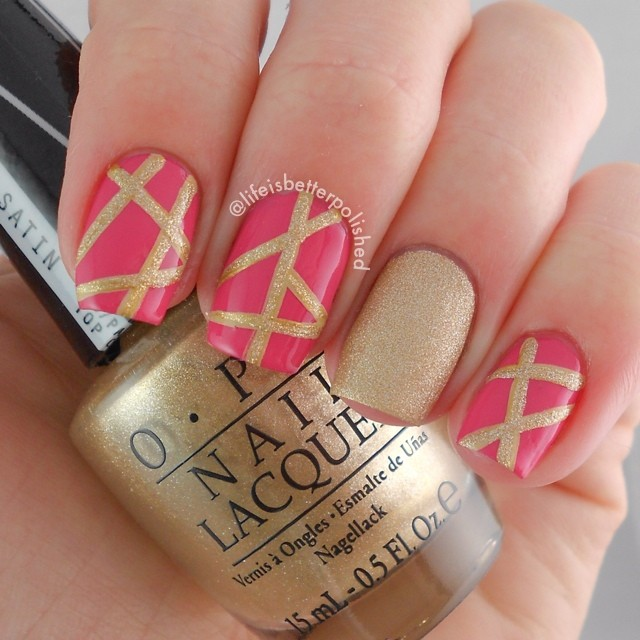 instagram nails 25 Amazing Instagram Nails 2015/16 by Life is Better Polished 25 Amazing Instagram Nails 2015/16 by Life is Better Polished instagram nails4