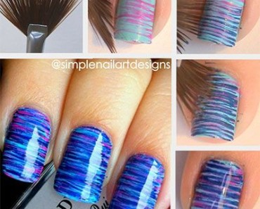 25 Nail Art Designs Tutorials Step By For Beginners