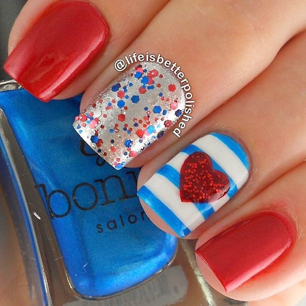 nail art design 25 Amazing Instagram Nails 2015/16 by Life is Better Polished 25 Amazing Instagram Nails 2015/16 by Life is Better Polished nail art design2