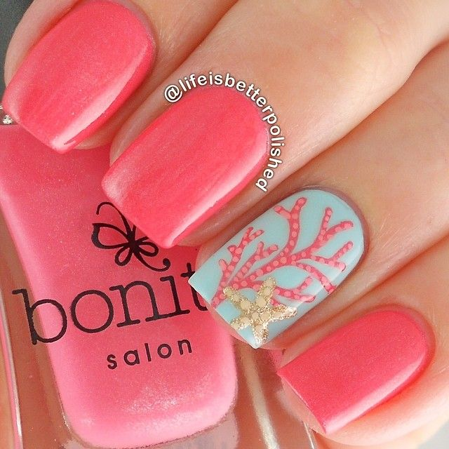 nail art design 25 Amazing Instagram Nails 2015/16 by Life is Better Polished 25 Amazing Instagram Nails 2015/16 by Life is Better Polished nail art design3