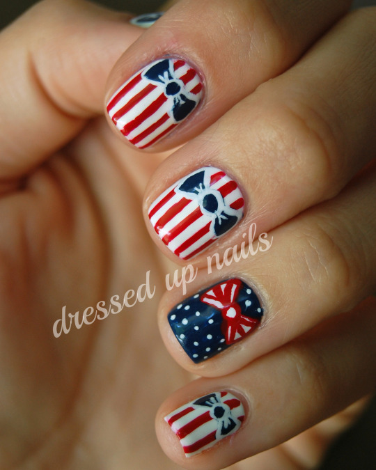 nail art designs 21 Awesome 4th Of July Patriotic Day Nail Design Ideas 21 Awesome 4th Of July Patriotic Day Nail Design Ideas nail art designs2
