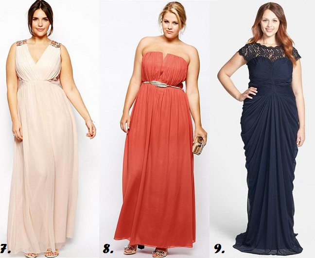 21 Gorgeous Plus Size Wedding Outfits For Guests 201516