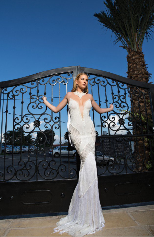 s Gorgeous Haute Couture 2015 Wedding Dresses By Shabi & Israel Gorgeous Haute Couture 2015 Wedding Dresses By Shabi & Israel s