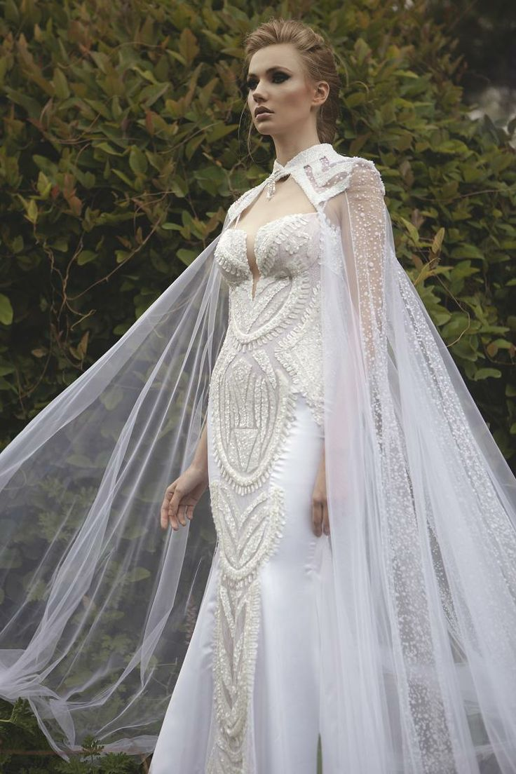 Gorgeous haute couture 2015 wedding dresses by shabi israel for Haute couture 2015