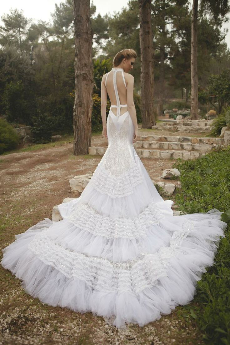 wedding dress Gorgeous Haute Couture 2015 Wedding Dresses By Shabi & Israel Gorgeous Haute Couture 2015 Wedding Dresses By Shabi & Israel wedding dress2