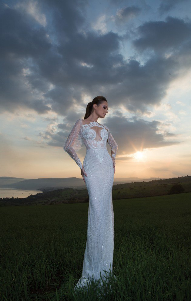wedding dress Gorgeous Haute Couture 2015 Wedding Dresses By Shabi & Israel Gorgeous Haute Couture 2015 Wedding Dresses By Shabi & Israel wedding dress3