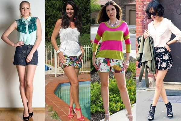 Floral-Print-Womens-Shorts 25 Latest Fashion Trends of UK for Shorts in Summer 2015/16 25 Latest Fashion Trends of UK for Shorts in Summer 2015/16 Floral Print Womens Shorts
