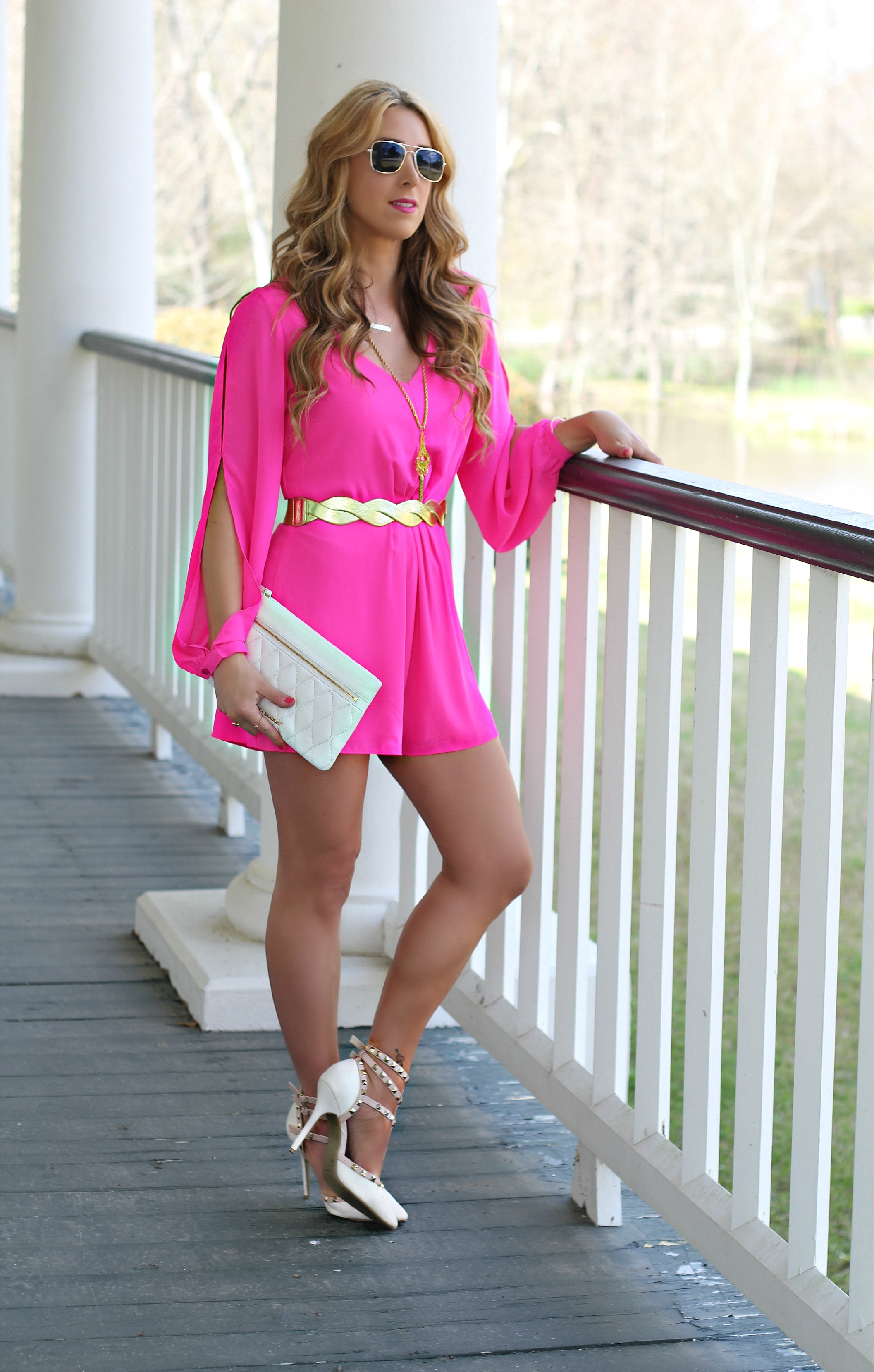 pink romper 25 Cute Women Romper for Spring Summer Collection 2015/16 25 Cute Women Romper for Spring Summer Collection 2015/16 pink romper