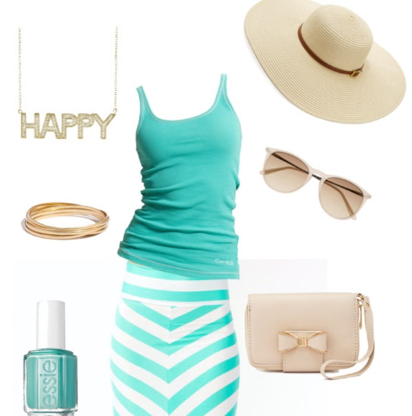 Happy-Summer-Style 25 Best Summer Combos Collection On Polyvore 2015/2016 25 Best Summer Combos Collection On Polyvore 2015/2016 Happy Summer Style