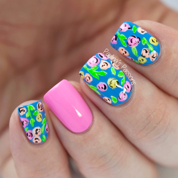nail designs 2016 by paulinas passions 20 Amazing Summer Nail Art Designs 2016 By Paulina's Passions 20 Amazing Summer Nail Art Designs 2016 By Paulina's Passions nail designs by paulinas passions1