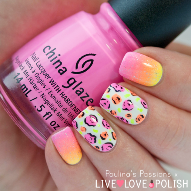 p 20 Amazing Summer Nail Art Designs 2016 By Paulina's Passions 20 Amazing Summer Nail Art Designs 2016 By Paulina's Passions p