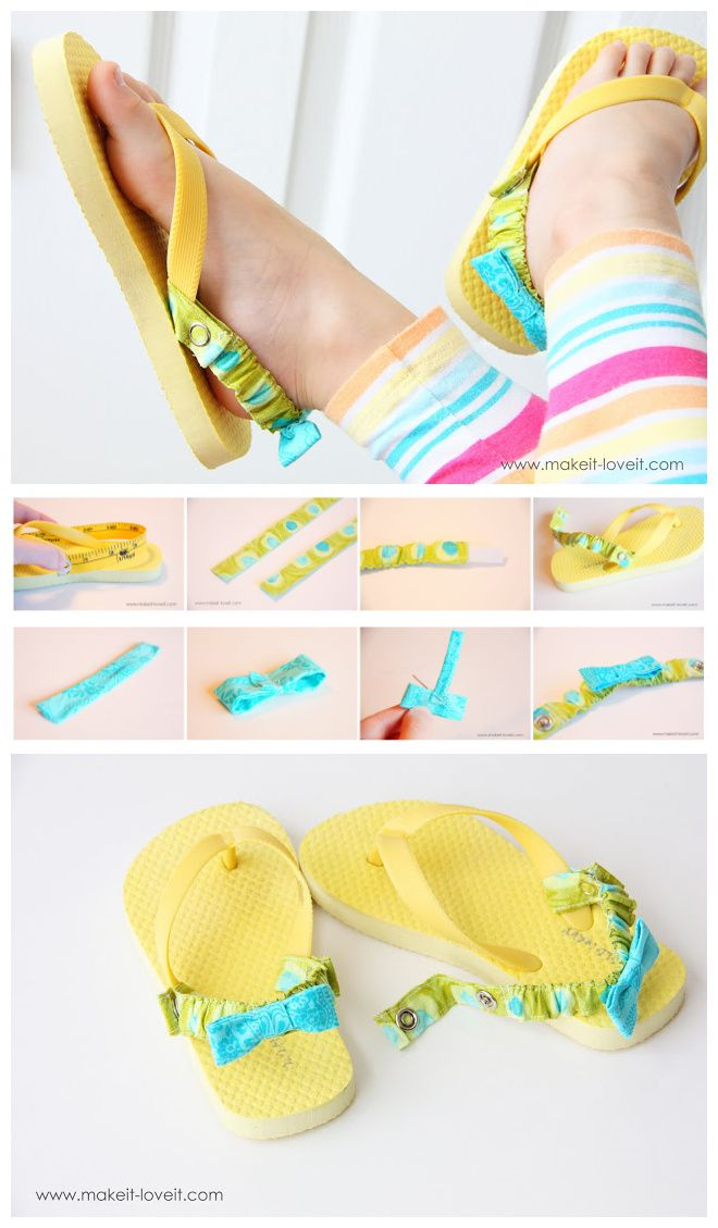 summer flipflops 18 Adorable Diy Summer Flip Flops For Girls 18 Adorable Diy Summer Flip Flops For Girls summer flipflops