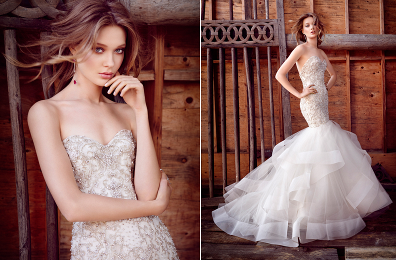 wedding dress 16 Awesome Wedding Dresses 2015/16 By Lazaro 16 Awesome Wedding Dresses 2015/16 By Lazaro wedding dress4