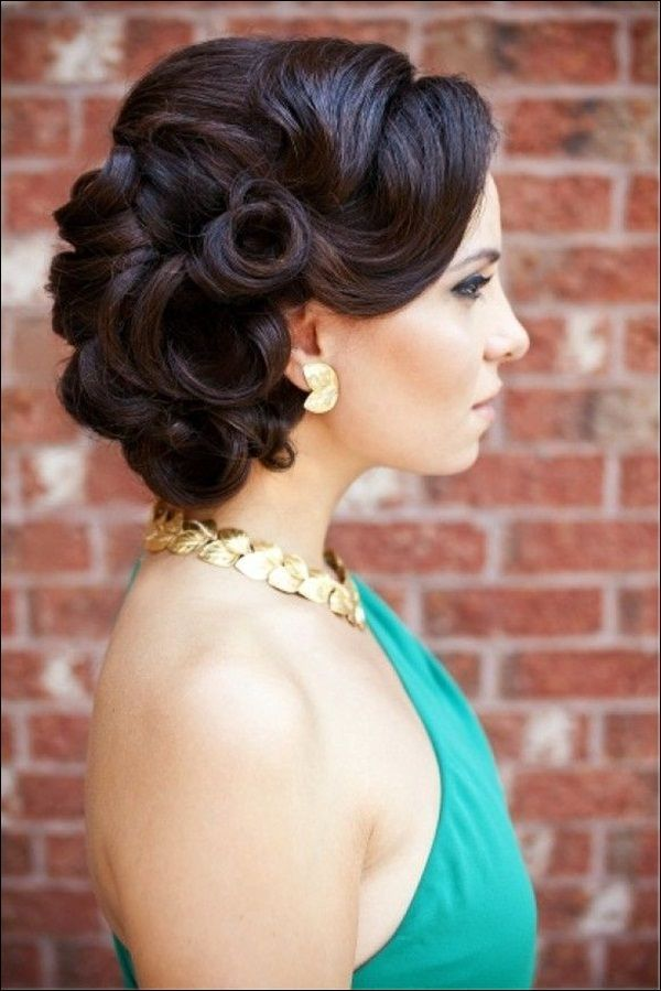 wedding-guest-hairstyle 20 Best Wedding Guest Hairstyles For Women 2016 20 Best Wedding Guest Hairstyles For Women 2016 wedding guest hairstyle1