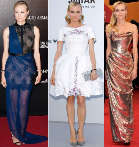 Cannes-red-carpet-dresses-Diane-Kruger-10 15 Diane Kruger's Fashion Styles & Red Carpet Looks 15 Diane Kruger's Fashion Styles & Red Carpet Looks Cannes red carpet dresses Diane Kruger 10