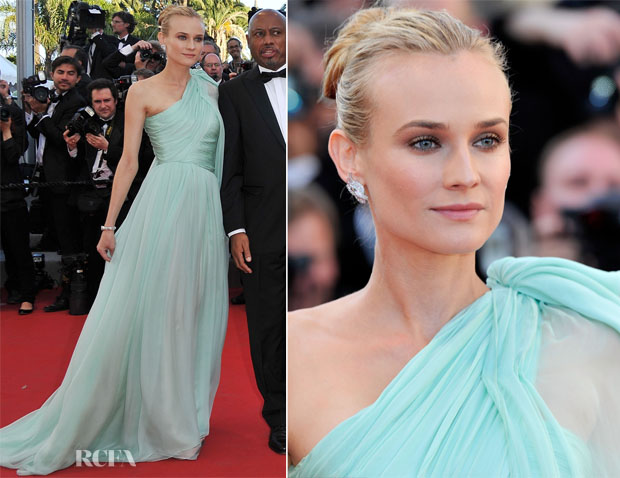 Diane-Kruger5 15 Diane Kruger's Fashion Styles & Red Carpet Looks 15 Diane Kruger's Fashion Styles & Red Carpet Looks Diane Kruger5