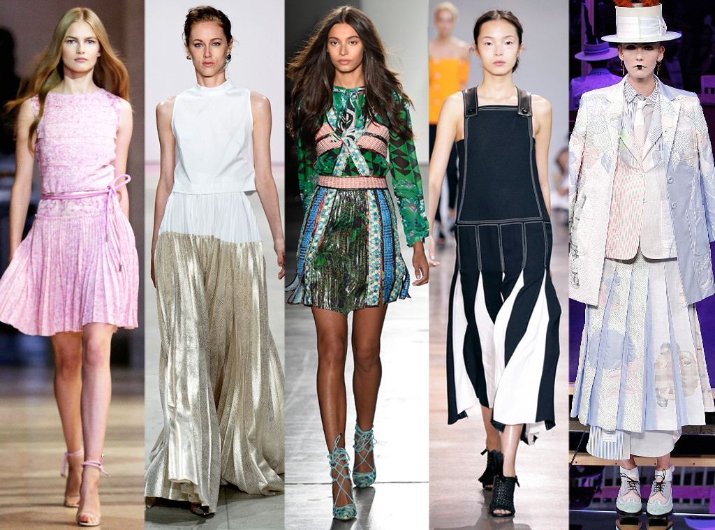 Fashion-Week-Trends-Chic 15 Best Spring 2016 Fashion Trends From New York Fashion Week 15 Best Spring 2016 Fashion Trends From New York Fashion Week Fashion Week Trends Chic