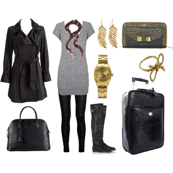 Polyvore Fall for travel Comfy Outfits For Travel on Polyvore Comfy Outfits For Travel on Polyvore Polyvore Fall for travel1