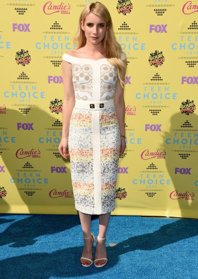 Celebrities Looks in Teen Choice Awards 2015 at Blue Carpet Celebrities Looks in Teen Choice Awards 2015 at Blue Carpet emma