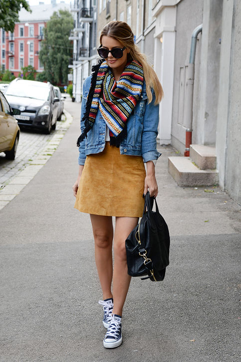 fall-fashion-suede-skirt 20 Suede Skirts With Stylish Outfit Ideas For Fall 2015 20 Suede Skirts With Stylish Outfit Ideas For Fall 2015 fall fashion suede skirt3