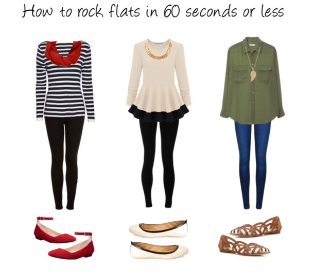 fashion-flats-outfit-polyvore 20 Fabulous Teen Winter Collection 2015/2016 On Polyvore 20 Fabulous Teen Winter Collection 2015/2016 On Polyvore fashion flats outfit polyvore