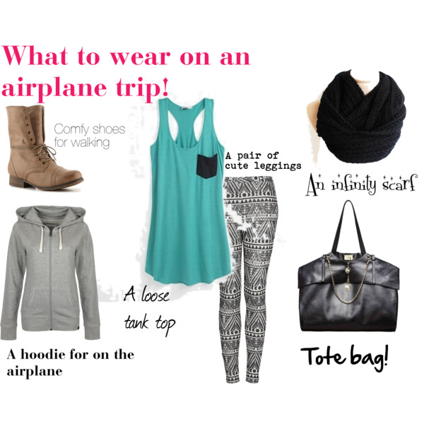 travelling outfits Comfy Outfits For Travel on Polyvore Comfy Outfits For Travel on Polyvore travelling outfits