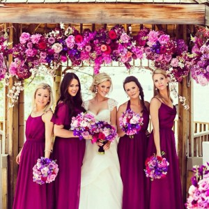 1-2 Must Have Winter Bridesmaid Dresses Must Have Winter Bridesmaid Dresses 1 2