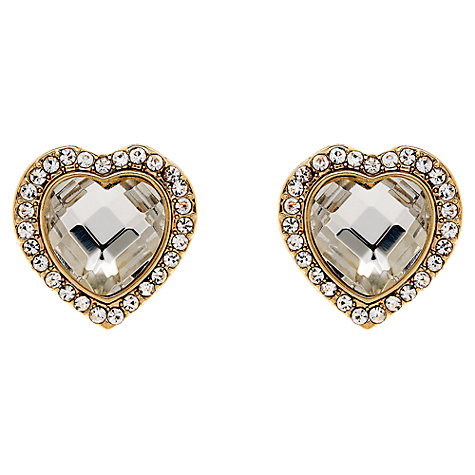 234031005  What To Get Her: Heart Shape Earrings 234031005