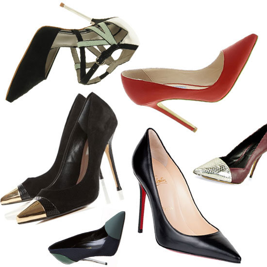 Essential-Wardrobe-Shop-Our-Top-Ten-Pointy-Toed-Heels-Online-from-Manolo-Blahnik-Christian-Louboutin-more dressing tips 5 Amazing Dressing Tips To Look Slimmer Essential Wardrobe Shop Our Top Ten Pointy Toed Heels Online from Manolo Blahnik Christian Louboutin more