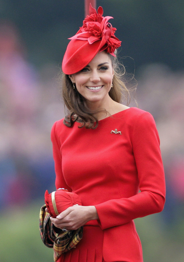 Duchess of Cambridge. Courtesy of Pop Sugar  Trendy hat styles for all occasions 2012 Duchess Cambridge attended Diamond Jubilee