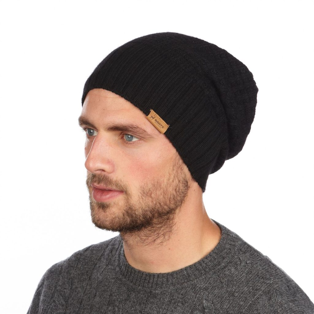 Man wearing beanie. Courtesy of Pinterest  Trendy hat styles for all occasions Knit Beanies for Men