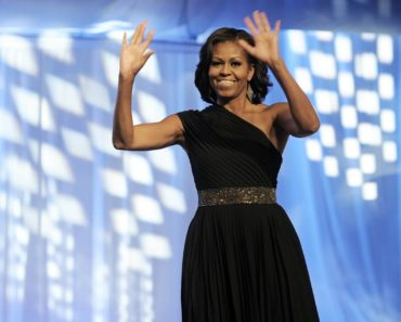 Michelle Obama in Michael Kors at Black Caucus award show